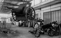 Produkcja haubic w Zakładach Południowych (Huta Stalowa Wola SA). Źródło: Carpatia Biznes.