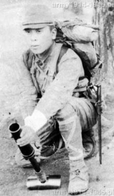 Na co Japończycy mogli odpowiedzieć ogniem swych małych granatników Type 89