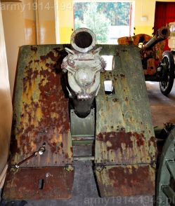 100 mm haubica górska wz. 16 (fot. MWL)(Źródło: MSZ)