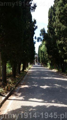 Ulicy Anapafseos w Kos. (Isola Coo)