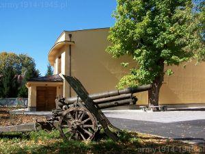 10cm M16 ŠKODA AVNOJ-Museum w Bihać (Wikipedia)