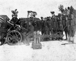 100 mm haubica górska wz. 16, Pułk Artylerii Górskiej - Polska, lata 20-te XX w. (fot. Adam Jońca) (Źródło: MSZ)