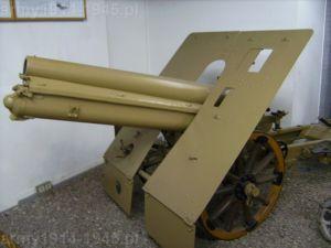 Haubica 100/17 Mod.916 w muzeum (Wikipedia)