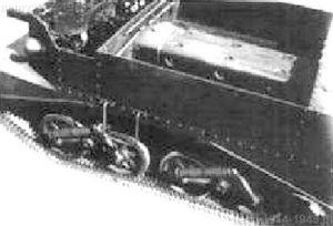 CVP-4 widok od góry.