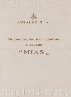 MIAS (Mitragliatrice d'Assaulto)