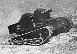 Tankietki CV 29 (Carro Veloce 1929)
