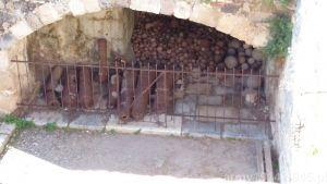 Sam zamek Joannitów opisany jest w osobnym artykule. Znajduje się tam miejsce gdzie zgromadzono przedmioty odnalezione na terenie zamku. (Isola Coo)