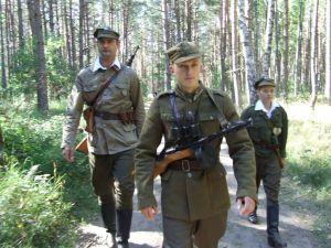 Partyzanci WiN  1945r.