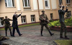 Rozbrojenie posterunku UB w Bobolicach przez 5 Wileńską Brygadę AK