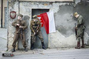 Atak na więzienie UB 1945r. Inscenizacja w Gorzowie