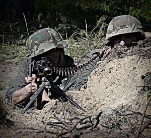 W oczekiwaniu na atak - front wschodni 1944