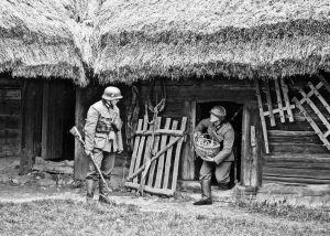 """Aprowizacja """"na własną rękę"""" - Polska 1939"""
