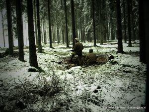 Tactical w okolicach miasteczka St. Vith, Belgia 2014