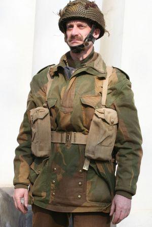 2. Żołnierz 1 Samodzielnej Brygady Spadochronowej, wrzesień 1944 r.