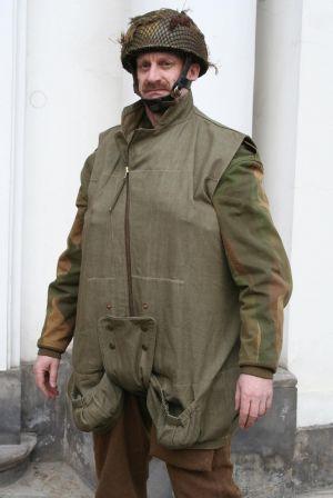 6. Żołnierz 1 Samodzielnej Brygady Spadochronowej, wrzesień 1944 r.