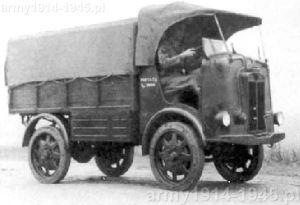 Pierwszy prototyp SPA CL 38.