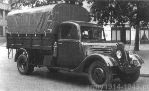 Renault ADK w wersji oryginalnej.