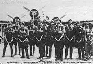 "Spadochroniarze ""Fanti dell'Aria"" w 1938 r."