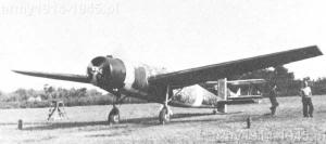Pierwszy prototyp Aeronautica Lombarda A.R.