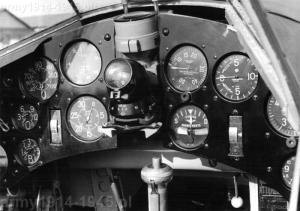 deska przyrządów F.5