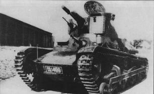 Czołg LT vz.34