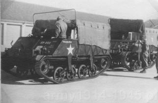 Loyd Carrier, być może podwozie tego pojazdu posłużyło za wzór dla Włochów.