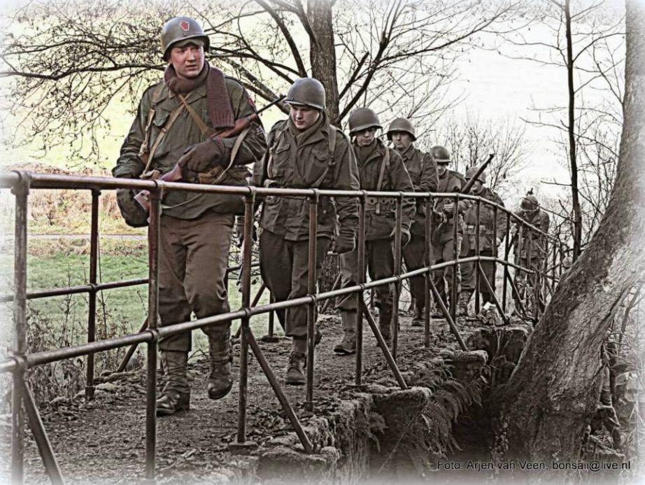 Belgia 2013 - 69. rocznica Bitwy o Ardeny.